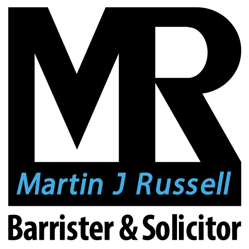 Martin J. Russell Law